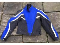 Frank Thomas motorcycle jacket - size M 36-38 chest