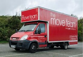 Removal Drivers and Porters Needed - London