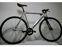 50% off! Single speed road track bicycle new
