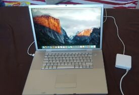 Macbook Pro Core 2 Duo 2.5ghz 4Gb RAM - Microsoft Office 2016