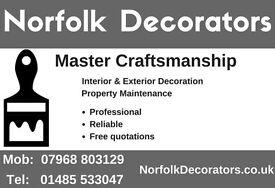 Norfolk Decorators & Handyman Services