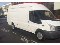 MAN AND VAN REMOVALS,SHORT NOTICE AVAILABLE ,SERVICE 24/7