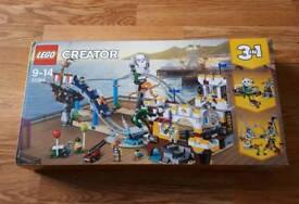 Lego creator pirate rollercoaster