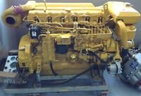 REBUILT - John Deere 6076T Marine 300 hp Turbo Diesel engine