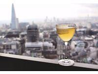 Bar Waiter / Waitress - Cocktail bar & Michelin star restaurant - Sundays Off