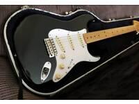 Fender Jimi Hendrix Signature Model Stratocaster With Fender Case