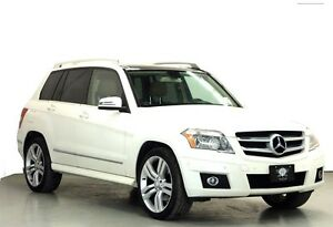 2011 Mercedes-Benz GLK-Class GLK350 4MATIC PANORAMIC ROOF LEATHE