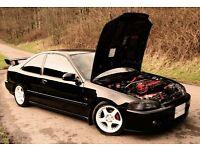 Honda civic ej2 coupe b18c4 1.8vtec EG