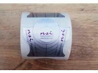 NSI Platinum Silver Nail Forms | Acrylic | Nail Technician | Beauty | Design | Yorkshire