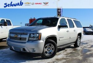 2012 Chevrolet Suburban Bluetooth, Dual DVD Screens, Front/Rear