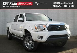 2014 Toyota Tacoma 4WD Double Cab Limited Edition