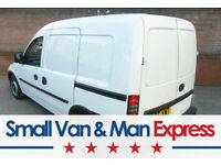 SMALL VAN with Driver for Hire - Fixed Quote from £10-15 ph