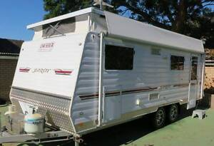 Family semi off road  Pop Top Caravan. Sleeps 4. Excellent cond. Maylands Bayswater Area Preview