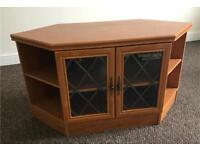Wooden TV Unit with allot of space for other electronics £10.00
