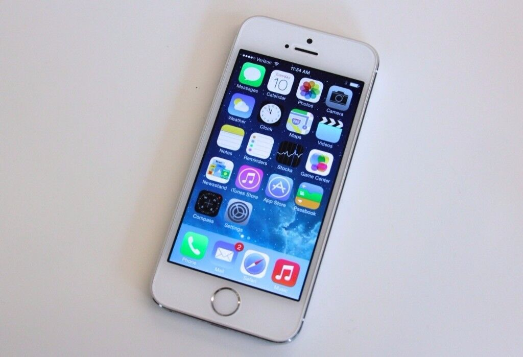 I phone 5s 16 gb white open