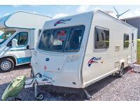 Bailey Pageant Bretagne, 6 Berth, Fixed bunks - 2008