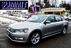2013 Volkswagen Passat TDI COMFORTLINE | LEATHER | ROOF | HEATED