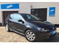 Volkswagen VW Polo 1.2 SE 3dr 2011 - 12 Months MOT