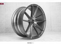"20"" Staggered Veemann V-FS25 wheels for BMW F30 or F31 3 Series Etc"