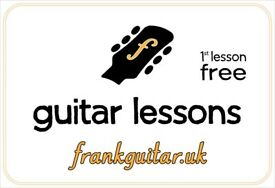FREE guitar class in Canning Town