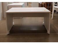 RESERVED- SMÅSTAD Bench, white90x50x48 cm, IKEA MILTON KEYNES #bargaincorner