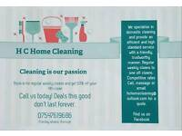 H C Home Cleaning