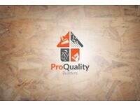 PRO QUALITY BUILDERS