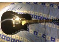 Fender DG60CE for sale (electro acoustic)