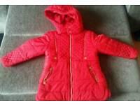 Mayoral girl jacket 4 years