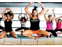Insanity Fitness Class