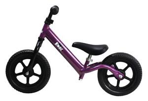 (3 Colours Available) New Kobe Aluminum Balance Bike, Lightest Pre-Bicycle, PICKUP ONLY