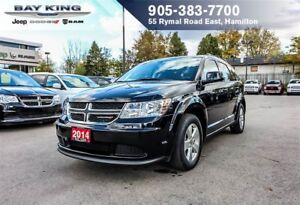 2014 Dodge Journey SE PLUS, BACKUP CAMERA, BLUETOOTH, A/C, PWR L
