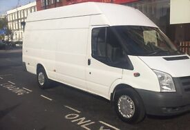 FORD TRANSIT JUMBO VAN , Extra LWB high roof