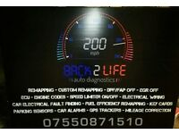 Remap diagnostic ecu fault increases power and mpg