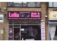 Hair and Beauty Salon (including contents) - City Road, Cardiff