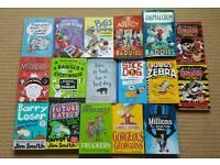 Job Lot of Children's Books Collection of 17 Modern Kid's Titles kids childrens