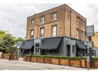 Waiting staff wanted for Surbiton Gastropub. Full and part time. Immediate start.