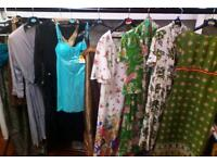 Vintage and retro clothes