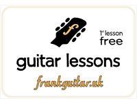 FREE GUITAR LESSON