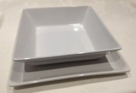Simple Editions by Pampered Chef Large Dish and Serving Plate / Platter