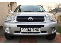 Toyota Rav4 4X4 2.0 petrol XT3 VVTi
