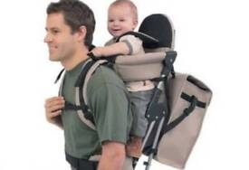 Baby carrier cosatto