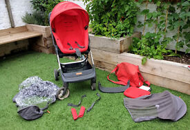 Stokke Scoot (v1) buggy