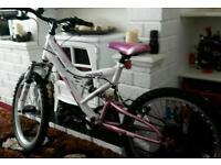 Young girls bike age 6-9 12 inch wheels