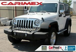 2015 Jeep Wrangler Sport Sport | 4x4 | Chrome Pkg | Freedom Top