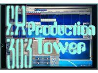 Music & Video Production Studio PC