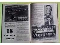 1958-59 Hardback Football Book