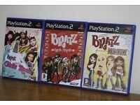 Bratz PS2 Games, Various