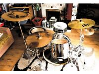 Pearl Export Drum Kit (heat Compression System shell)