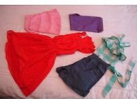 Young Girls Summer Clothes 4-5 Years Old